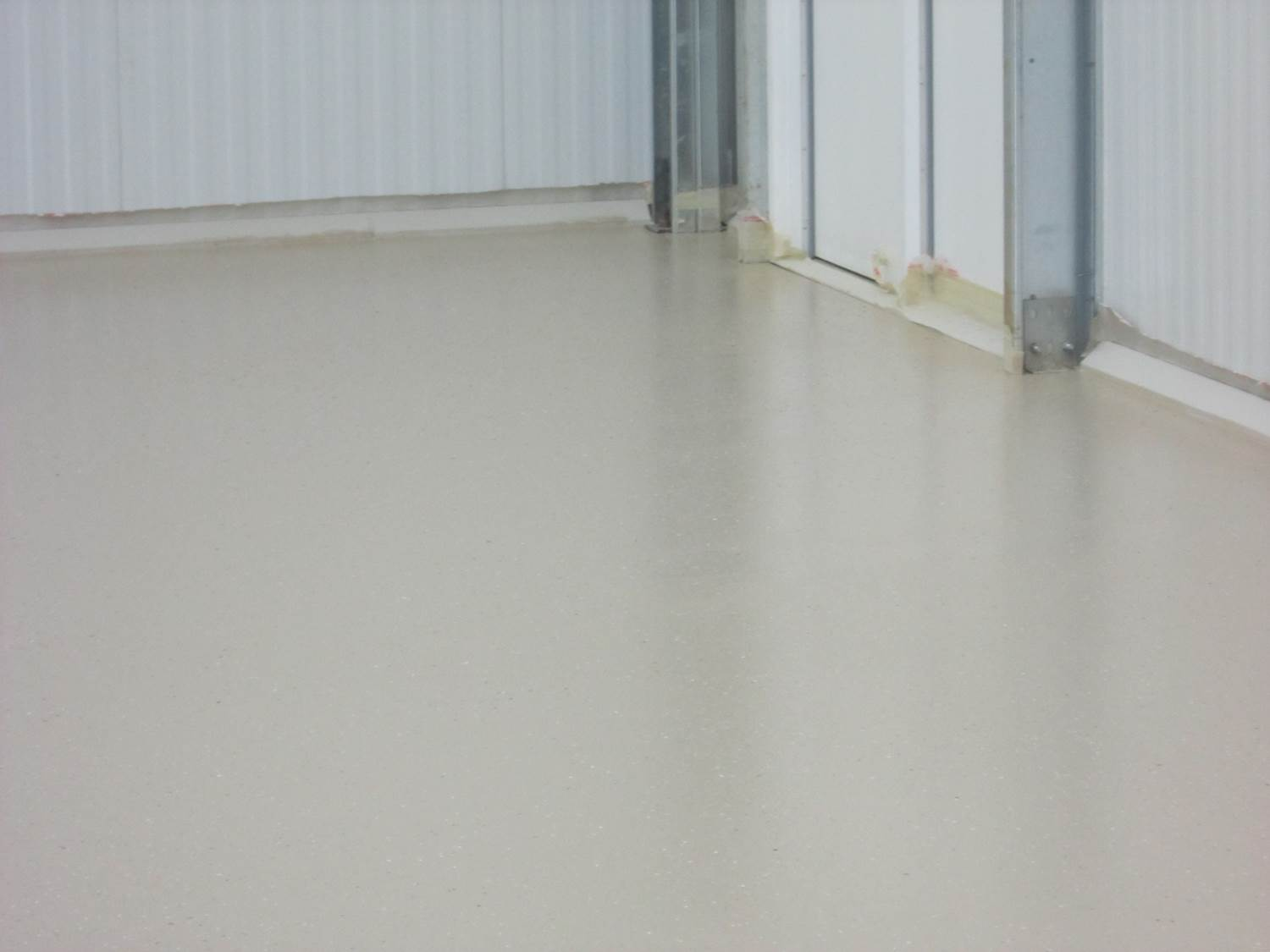 Granitex™ floor coating