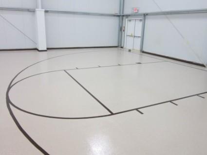 Granitex™ floor coating
